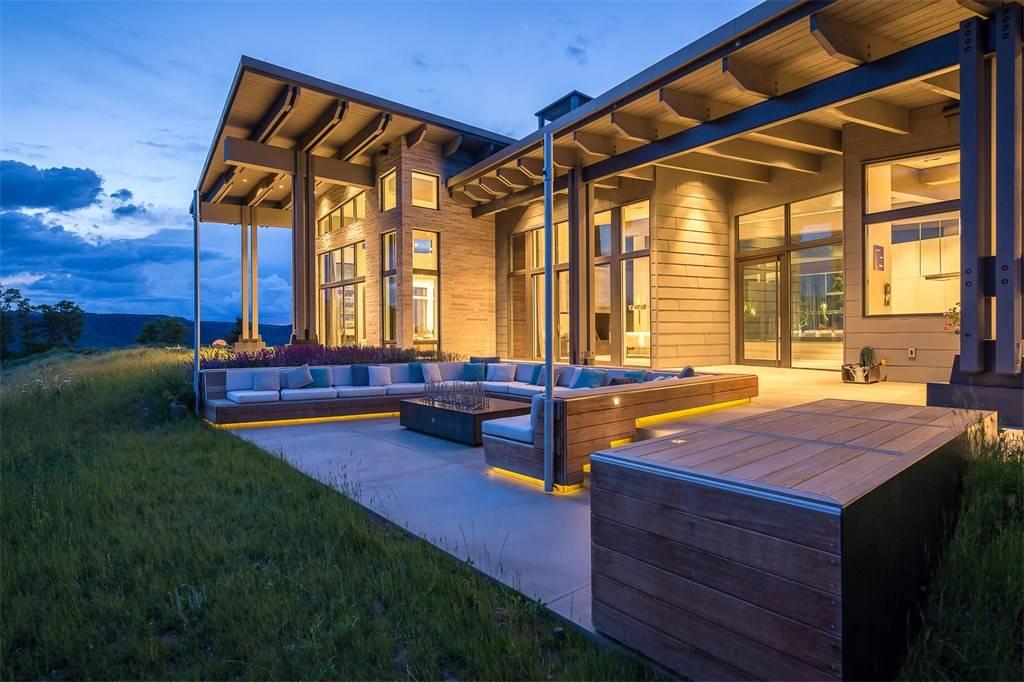 Colorado mansões de luxo