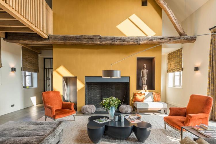 7 Tendências de cores para salas de estar.